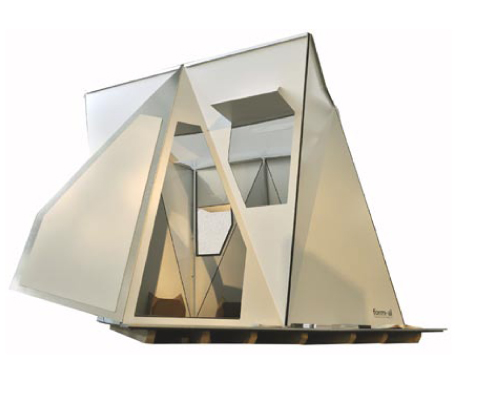 fold flat shelter research
